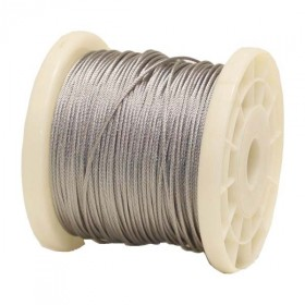 cable de acero inxodable 1,2 mm